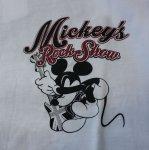 画像5: LOWBLOW KNUCKLE × Mickey Mouse コラボTシャツ [ ROCK SHOW ] (5)