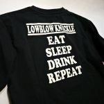 画像11: スヌーピー × LOWBLOW KNUCKLE  コラボ  Tシャツ 588402 (11)