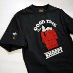 画像7: スヌーピー × LOWBLOW KNUCKLE  コラボ  Tシャツ 588402 (7)