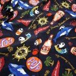 画像9: Pandiesta Japan   [ サーフ&ボトル] アロハシャツ レーヨンちりめん (9)