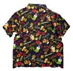 画像9: Pandiesta Japan   [ パイナップルパンダ ] アロハシャツ レーヨンちりめん 529216 (9)