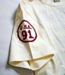 画像6: TEDMAN(テッドマン) 刺繍Tシャツ TDSS-534 (6)